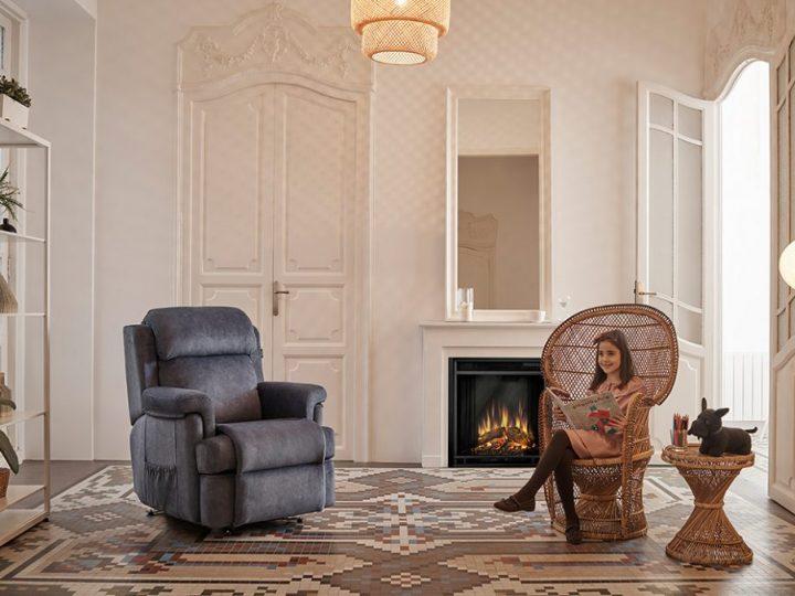 Sillones relax para un hogar confortable