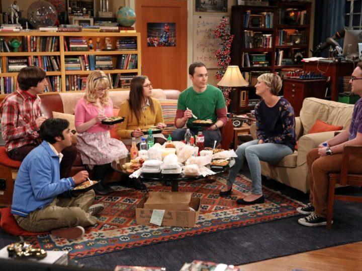 Los SOFÁS mas famosos de la televisión.
