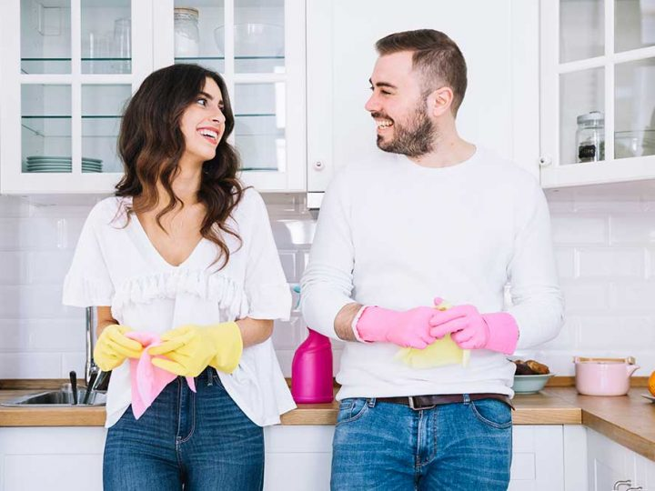 9 puntos clave para una  limpieza de primavera perfecta!